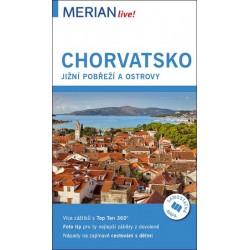 Merian - Chorvatsko jižní pobřeží a ostrovy