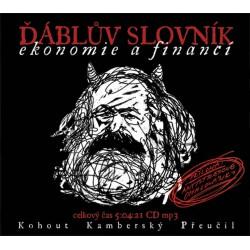 Ďáblův slovník ekonomie a financí - CDmp3