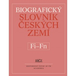 Biografický slovník Českých zemí Fi - Fň