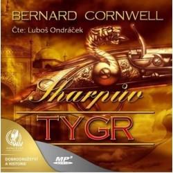 Sharpův tygr - CDmp3 (Čte Luboš Ondráček)