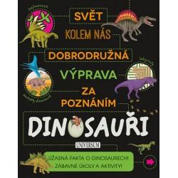 Dobrodružná výprava za poznáním: Dinosauři