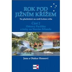 Rok pod Jižním křížem - Na plachetnici na cestě kolem světa 2 - Ostrovy Pacifiku a treky na Novém Zélandu