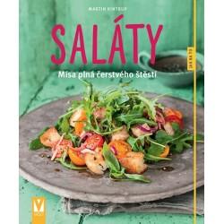 Saláty - Mísa plná čerstvého štěstí