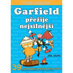 Garfield přežije nejsilnější (č.39)