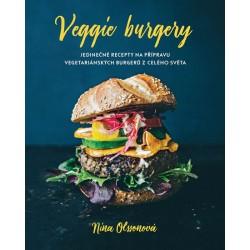 Veggie burgery - Jedinečné recepty na přípravu vegetariánských burgerů z celého světa