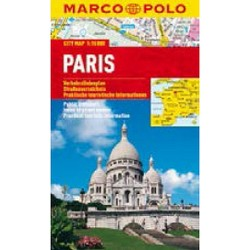 Paris - City Map 1:15000