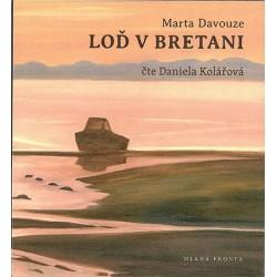 Loď v Bretani - CDmp3 (Čte Daniela Kolářová)
