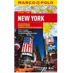 New York - City Map 1:15000