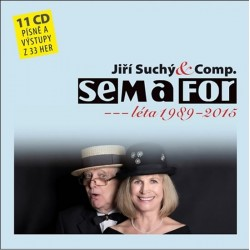 Semafor 1989-2015 - 11 CD