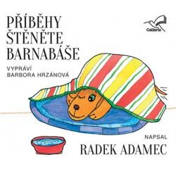 Příběhy štěněte Barnabáše - CD