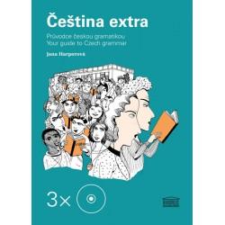 Čeština extra - Průvodce českou gramatikou A1 – 3 CD