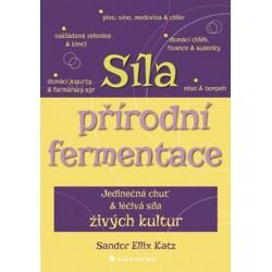 Síla přírodní fermentace - Jedinečná chuť a léčivá síla živých kultur