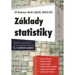 Základy statistiky - Aplikace v technických a ekonomických oborech