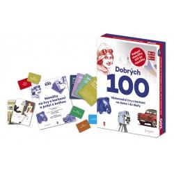 Dobrých 100 – Zábavné vědomostní hry s kartami
