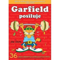 Garfield posiluje (č. 36)