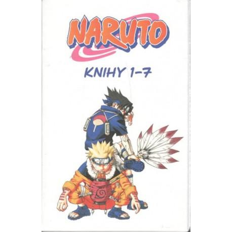Naruto - BOX 1-7
