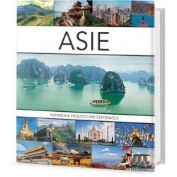 Asie - Inspirativní průvodce pro cestovatele