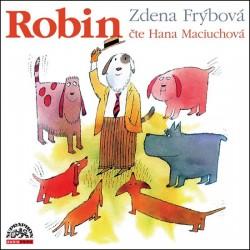 Robin - CD (Čte Hana Maciuchová)
