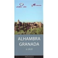 Alhambra Granada a okolí