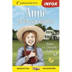 Anna ze Zeleného domu / Anne of Green Gables - Zrcadlová četba (A1-A2)