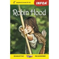 Robin Hood - Zrcadlová četba (A1-A2)