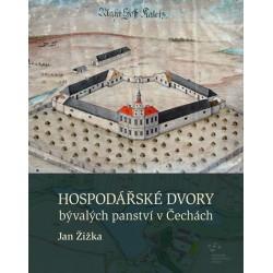 Hospodářské dvory bývalých panství v Čechách