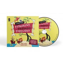 Ptákoviny pirátského papouška - audioknihovna
