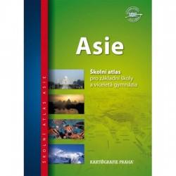 Školní atlas/Asie