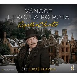 Vánoce Hercula Poirota - CDmp3 (Čte Lukáš Hlavica)