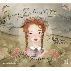 Anne ze Zeleného domu - CDmp3 (Čte Klára Sedláčková Oltová)