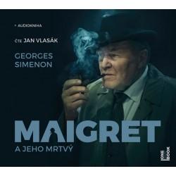 Maigret a jeho mrtvý - CDmp3 (Čte Jan Vlasák)