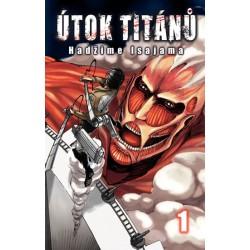 Útok titánů 1