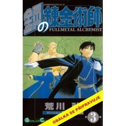 Fullmetal Alchemist - Ocelový alchymista 3