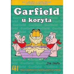 Garfield u koryta (č.41)
