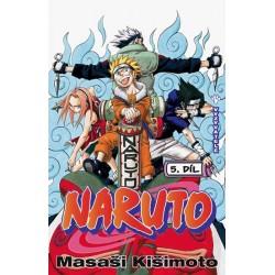 Naruto 5 - Vyzyvatelé
