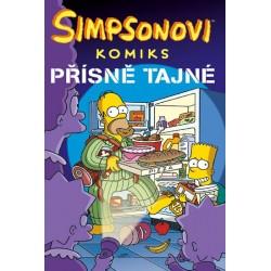 Simpsonovi - Přísně tajné!