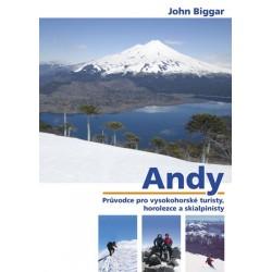 Andy - Průvodce pro vysokohorské turisty, horolezce a skialpinisty