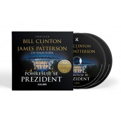 Pohřešuje se prezident - audioknihovna