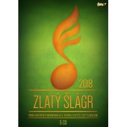 Zlatý Šlágr 4. ročník Nominace - 5 CD