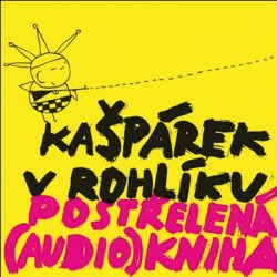 Postřelená (audio) kniha - CD