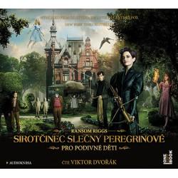 Sirotčinec slečny Peregrinové pro podivné děti - CDmp3 (Čte Viktor Dvořák)