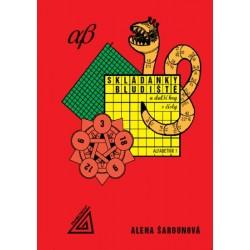 Skládanky, bludiště a další hry s čísly, alfabetník 1