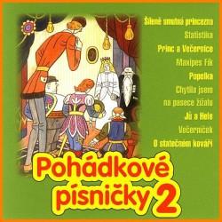 Pohádkové písničky 2. - CD