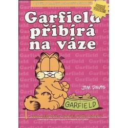 Garfield přibývá na váze (č.1)