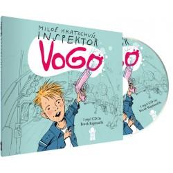 Inspektor Vogo - audioknihovna (čte Borek Kapitančik)