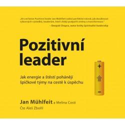 Pozitivní leader - audiokniha