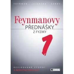 Feynmanovy přednášky z fyziky - revidované vydání - 1.díl