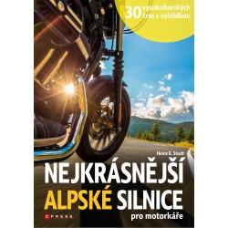 Nejkrásnější alpské silnice pro motorkáře