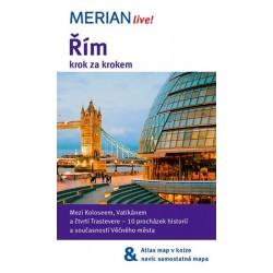 Merian - Řím krok za krokem