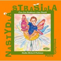 Nastydlá strašidla - CD (Čtou Eva Hrušková, Jan Přeučil)